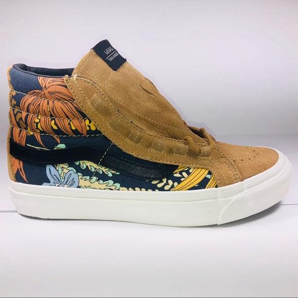 c6d964a850af Vans Taka Hayashi SK8 Hi 75 LX Tropical Sneakers